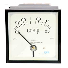 фазометр Д362