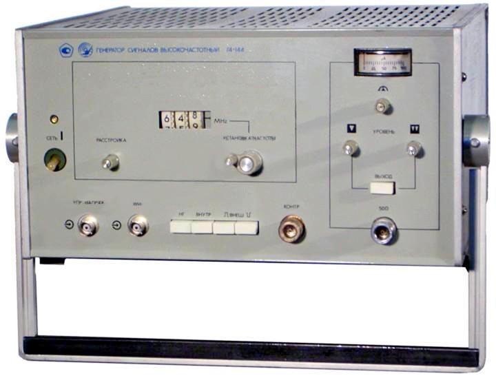 Генератор Г4-144