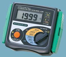 Измеритель сопротивления фаза-ноль и тока короткого замыкания