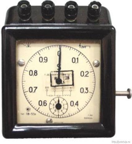 Электросекундомер ПВ-53Щ