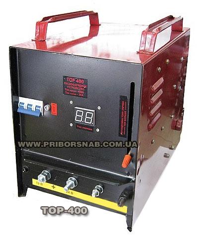 Пускозарядное устройство ТОР-400