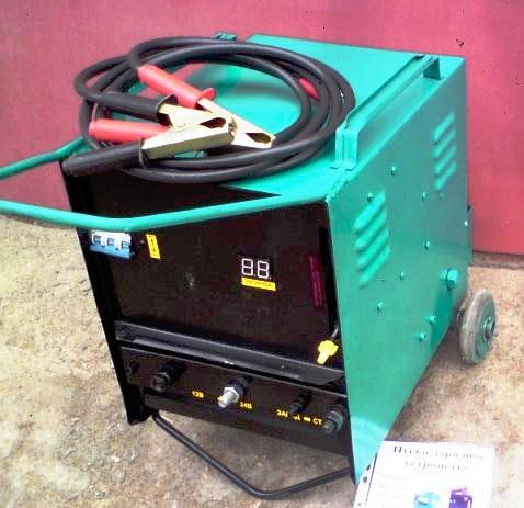 Пускозарядное устройство ТОР-600