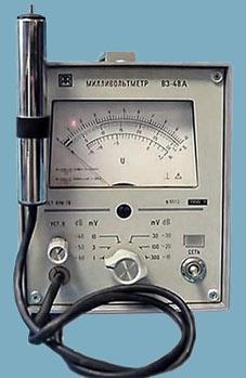 Вольтметр В3-48А