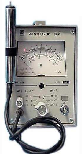 Вольтметр В3-48