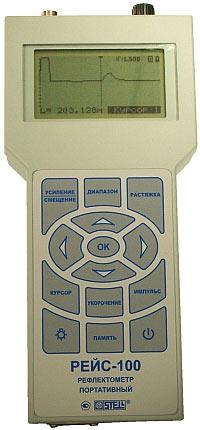 РЕЙС-100 Портативный цифровой рефлектометр