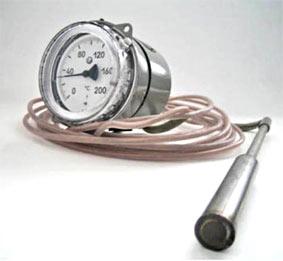 Термометр манометрический ТГП-100Эк
